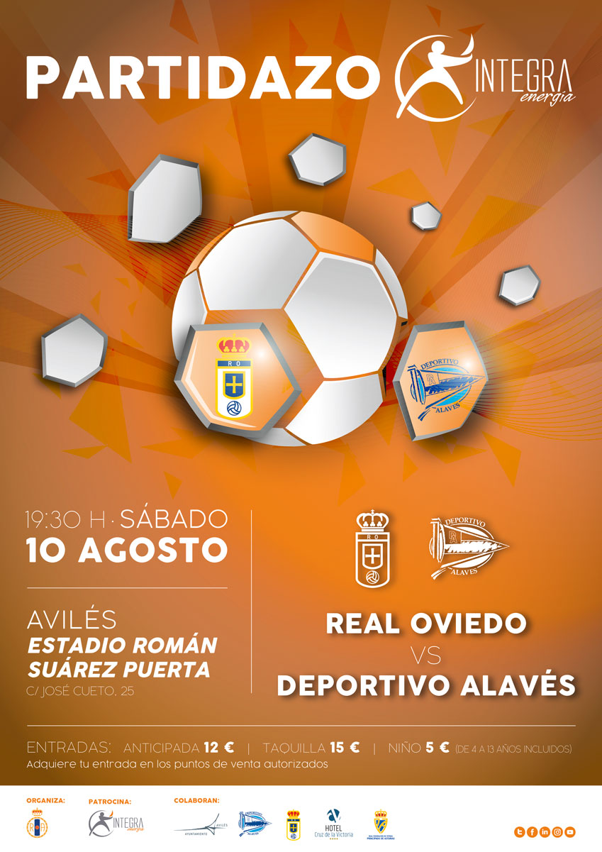 Partidazo Real Oviedo - Deportivo Alaves